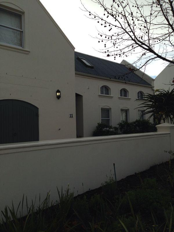 Front of house