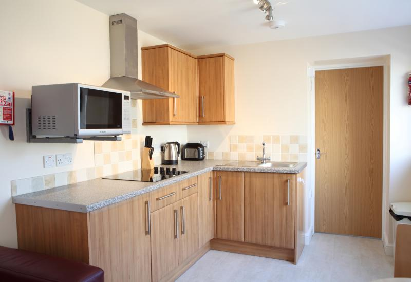 Studio apartment central Newquay, vacation rental in Newquay