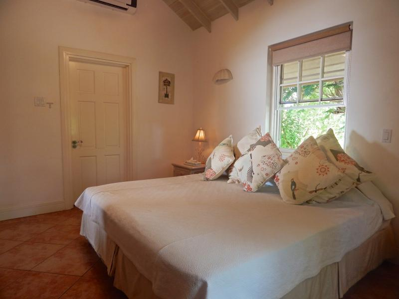 Main bedroom with super king bed
