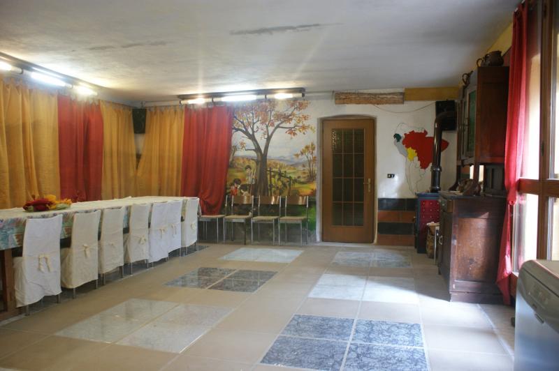 sala pranzo gruppi
