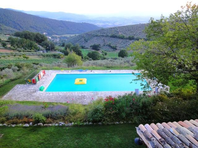 Grande piscine - exclusivité - partagée par les propriétaires du 25 juillet au 31 août