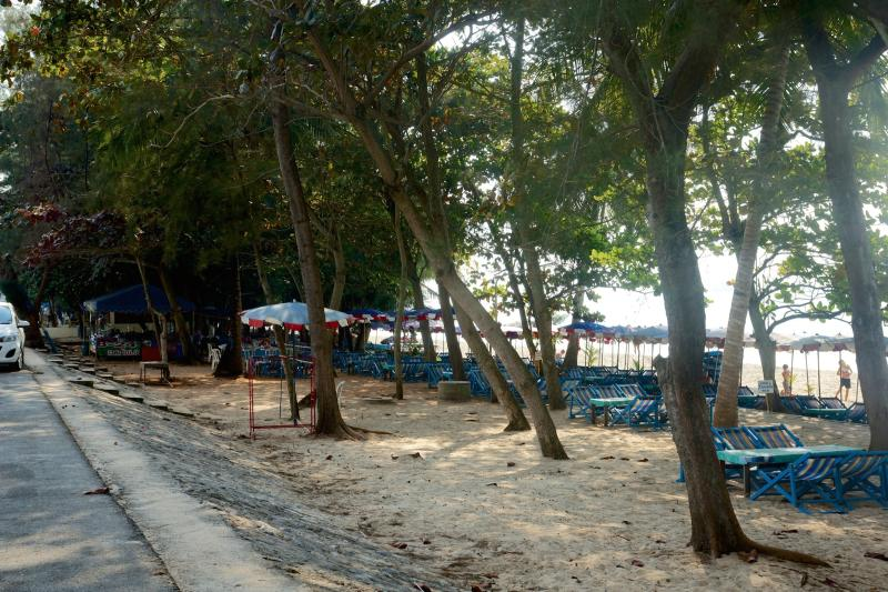 Laem Mae Phim Beach 4km away