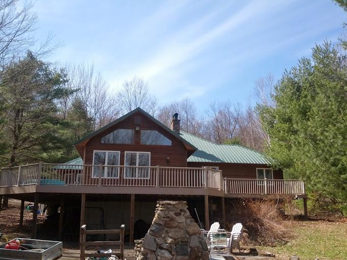 Great Sacandaga Lake Front Home with Dock Day, NY, holiday rental in Northville