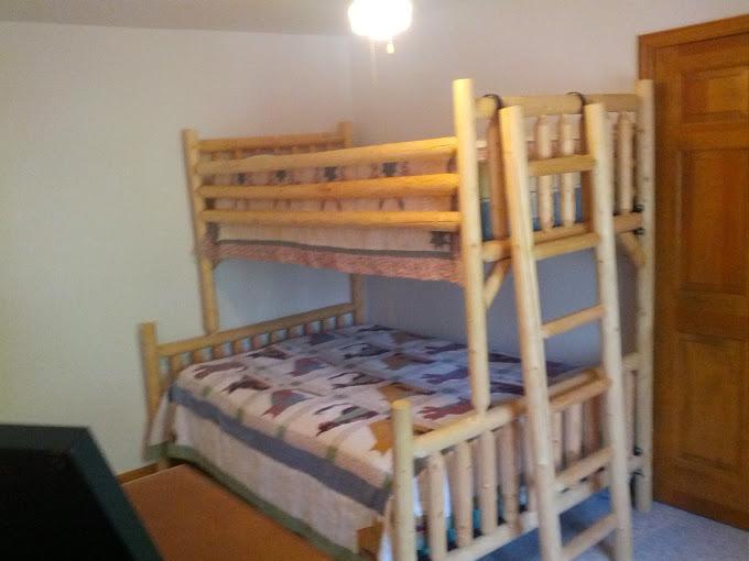 Guest bedroom - main level - sleeps 3