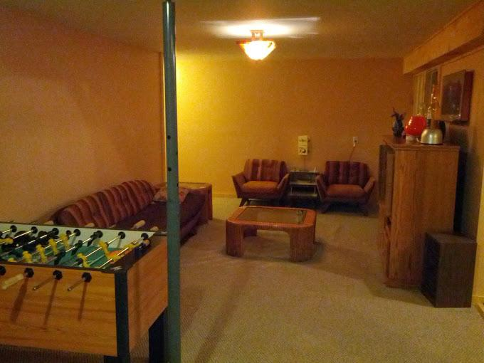 Second Living Room - lower level