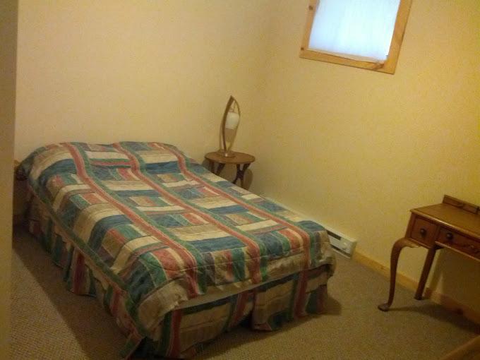 Guest Bedroom #3 - lower level - sleeps 2