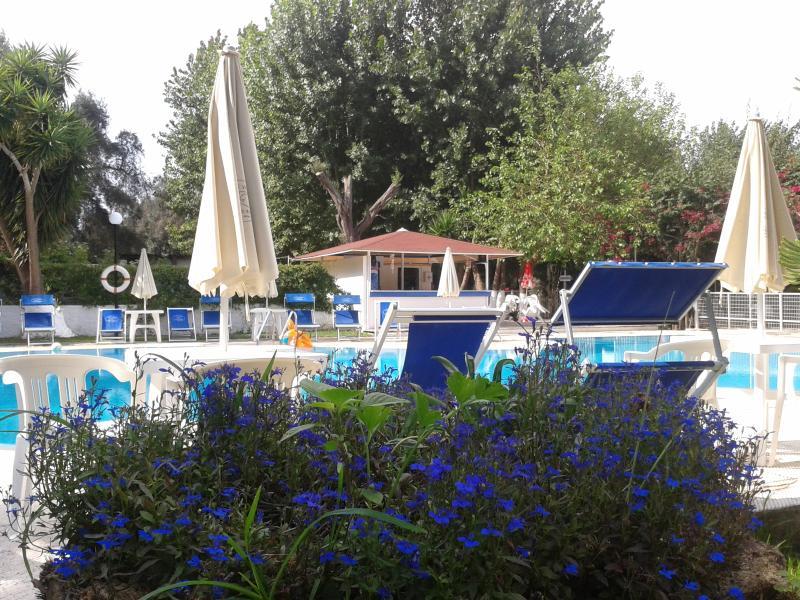 Kalamitsi Beach Camping Village, casa vacanza a Lygia