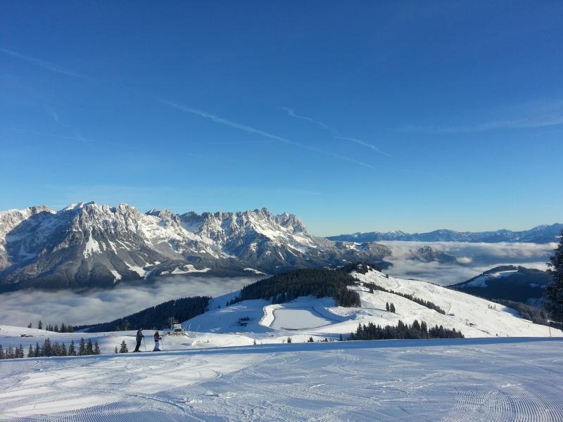 Ski Welt, Austria's largest interconnected ski resort