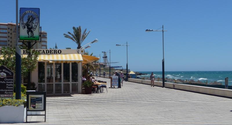 2KM long Torrox Costa Promenade