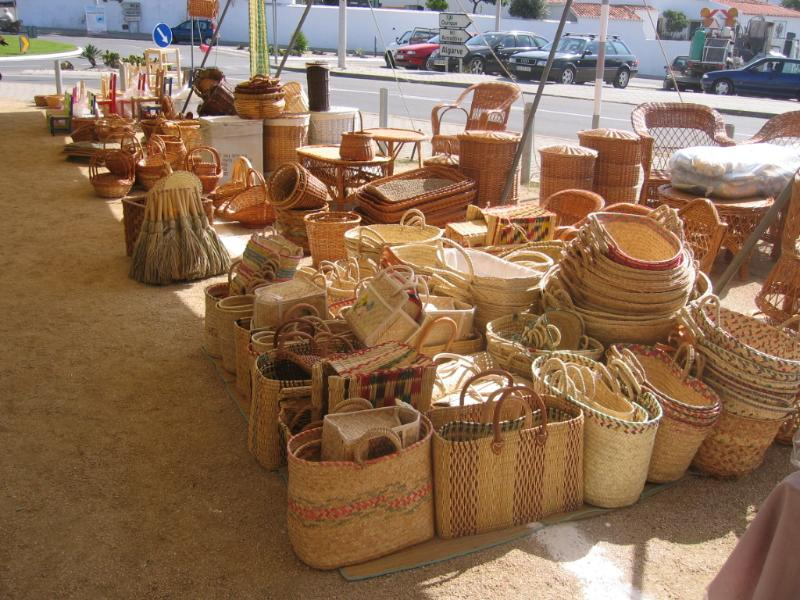 Shop til you drop at the local market