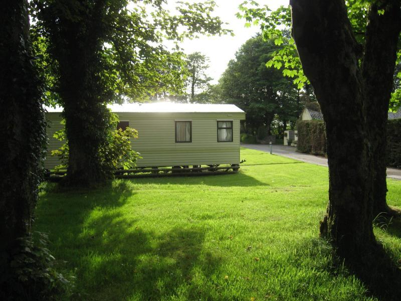 Blackmoor Farm Caravan 1, alquiler de vacaciones en Llanteg