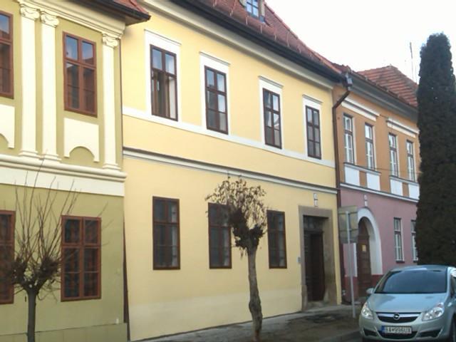 Klastorska 35, casa vacanza a Slovacchia