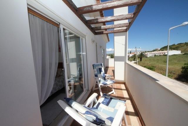 Balcony on Main bedroom and bedroom 3