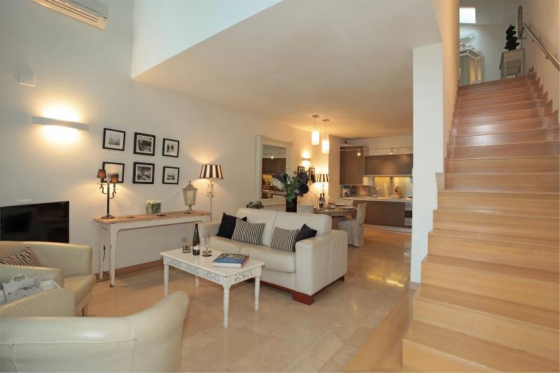 Gondola House Living Room