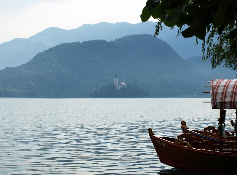 Unmistakable Lake Bled