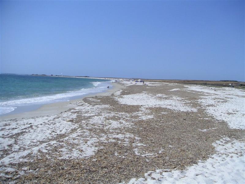 White Pearls at Mari Ermi Beach
