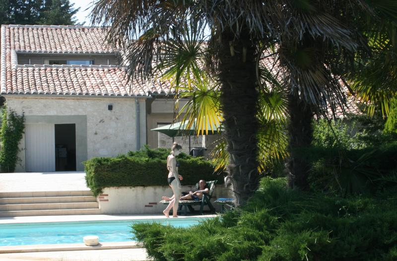 Le Sempesserre, vacation rental in Beauville
