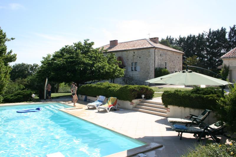 La Séoune, vacation rental in Beauville