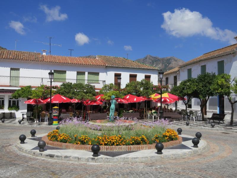 Benalmadena Pueublo Square