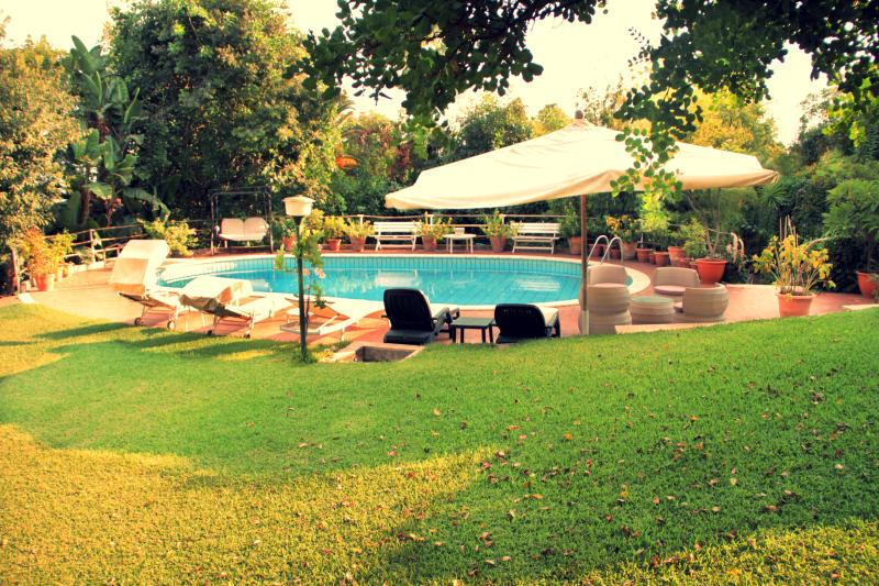 Villa San Bartolomeo - Green House, holiday rental in San Giovanni la Punta
