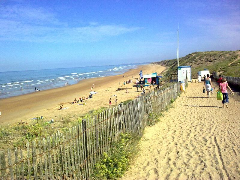 Typical Beach
