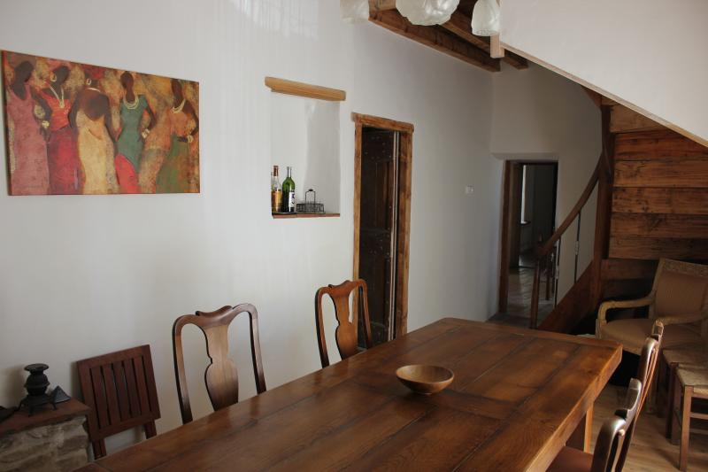 Dining room, view 2