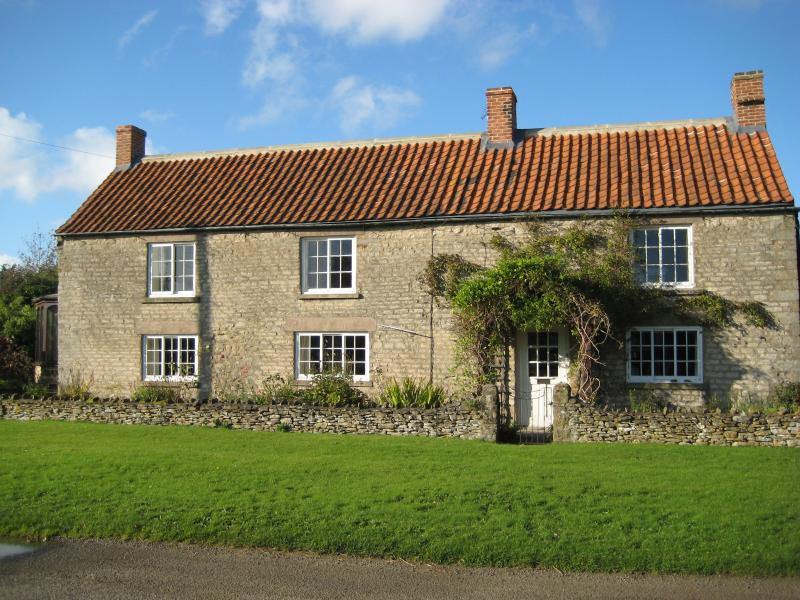 Farm House looks onto the village green