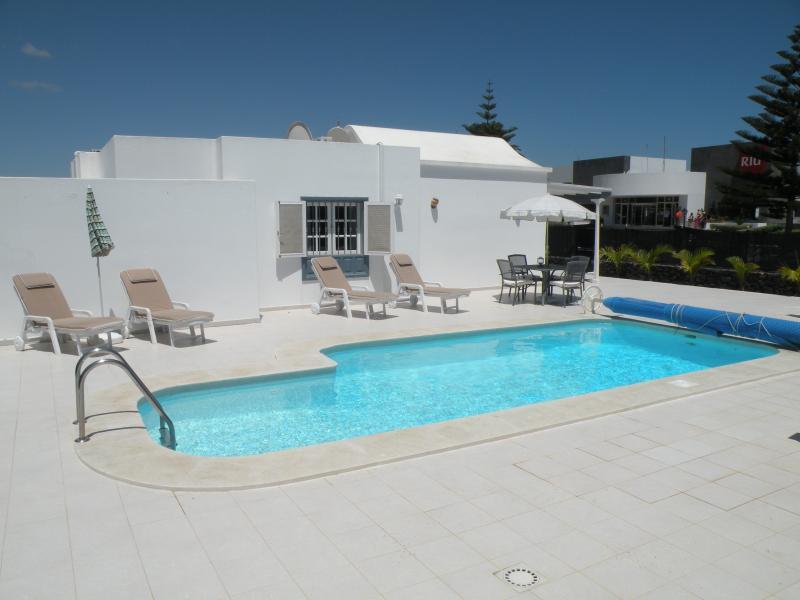 Villa Amina, vakantiewoning in Puerto del Carmen