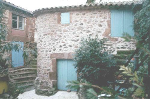 Studio mazet mas canet, aluguéis de temporada em Cabrieres