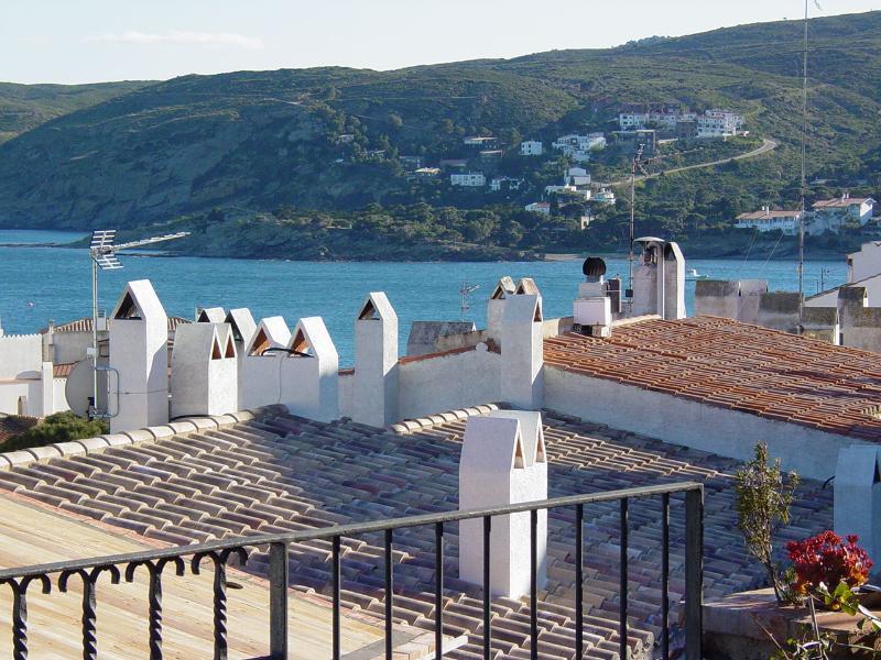 TERRACE  SEA VIEW-AC IN CENTRE CADAQUES- (HUTG-001305-36), alquiler vacacional en Cadaqués