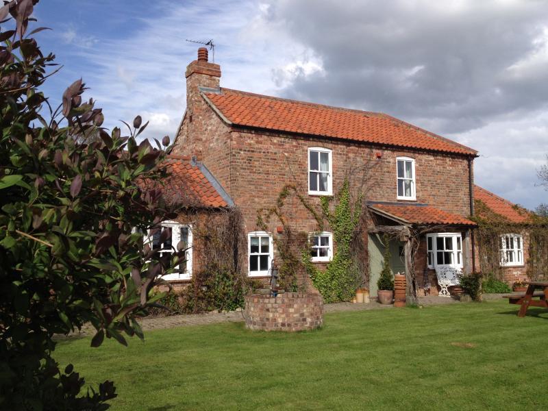 The Barn Cottage Entrance