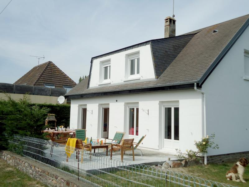 Maison Mielles, holiday rental in Brehal