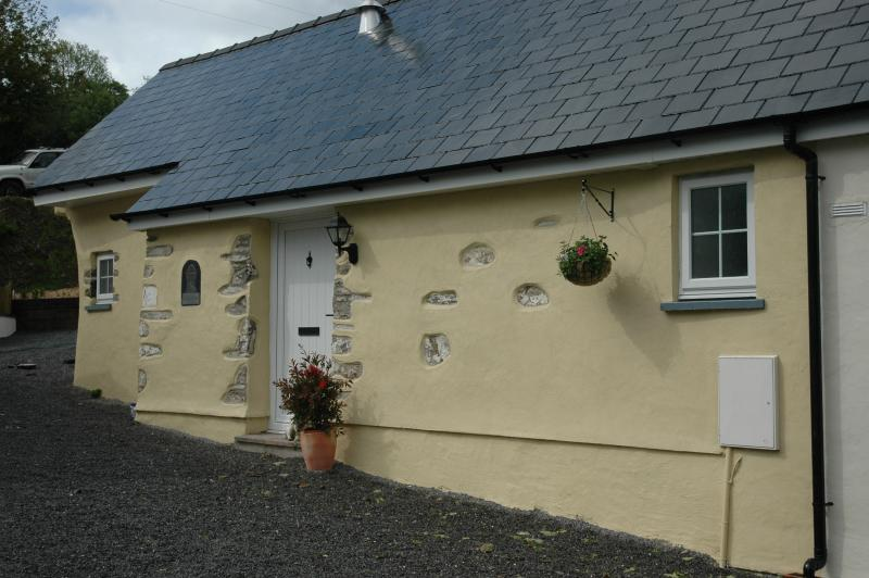 Carew cottage, awarded 4 star rating by visit Wales for 2013