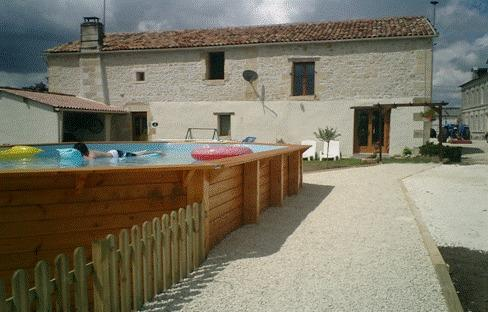 The Barn, holiday rental in Sousmoulins