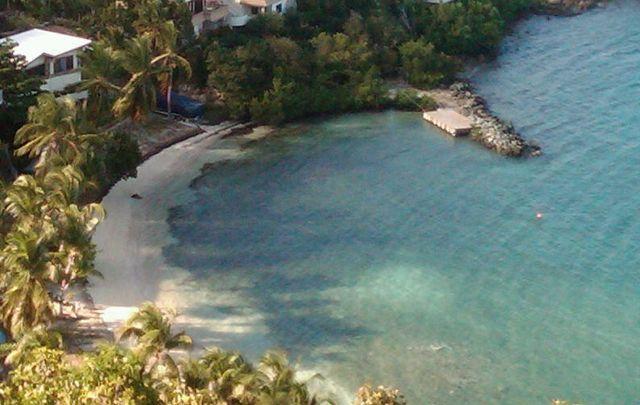 Snorkel at private beach cove - just a 5 minute walk