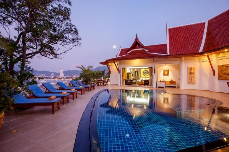 Villa REGTUK - Patong Bay View, holiday rental in Patong