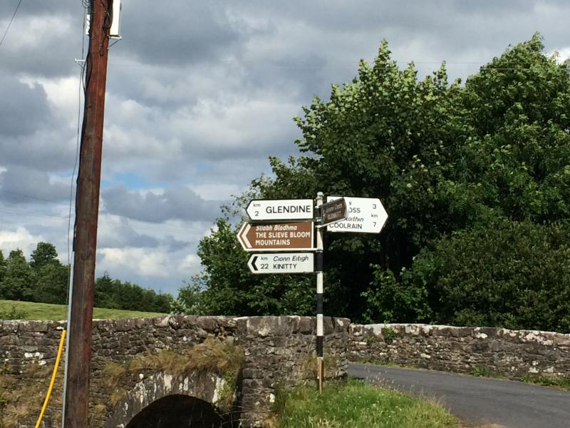 So much to see and explore in South West Ireland. County Laois has amazing history and activities.