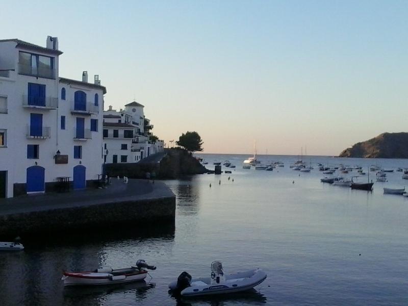 La millor vista de Cadaqués... just sobre el mar