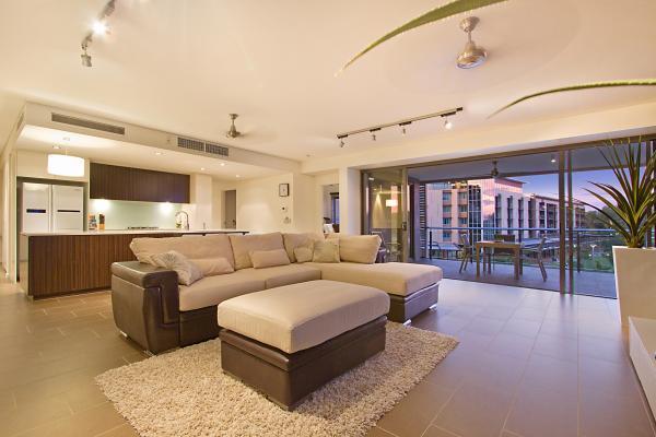 Wharf Escape Holiday Apartment - Executive Suite