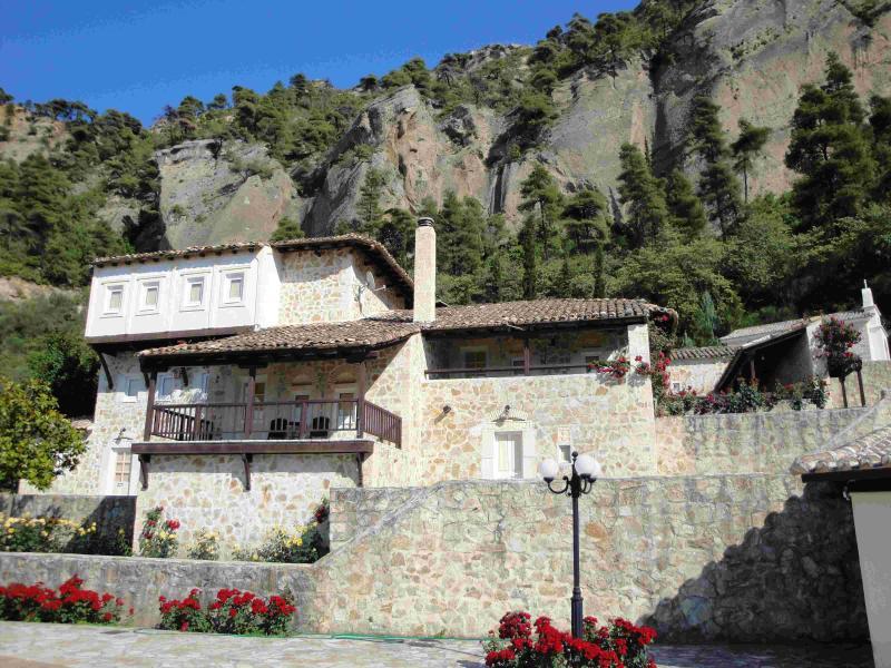Bellos Mansion, alquiler de vacaciones en Trikala