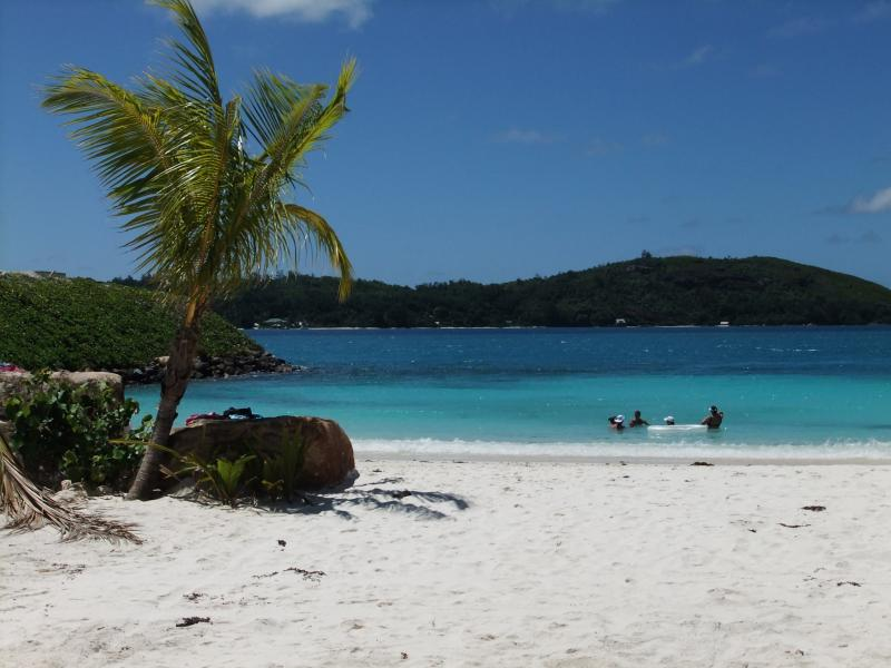 eden island local beach. one of four