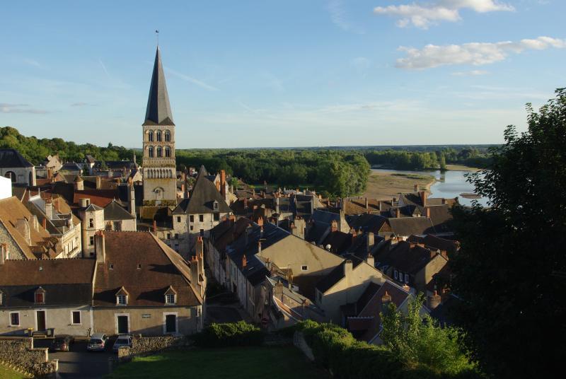 Boekenstad la Charité-sur-Loire
