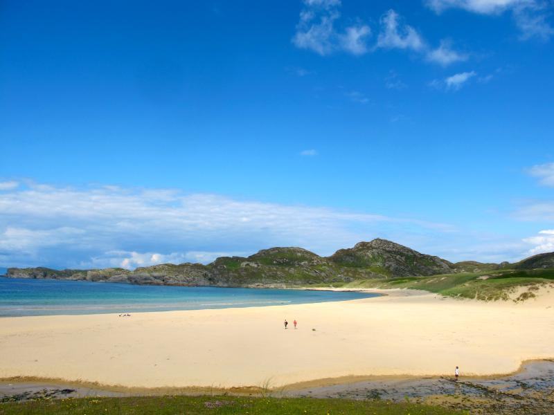 Kiloran beach voted one of the top 10 beaches in the whole UK