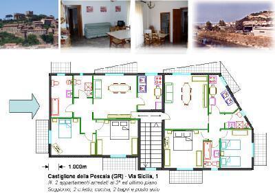 Lato Fiume, location de vacances à Castiglione Della Pescaia
