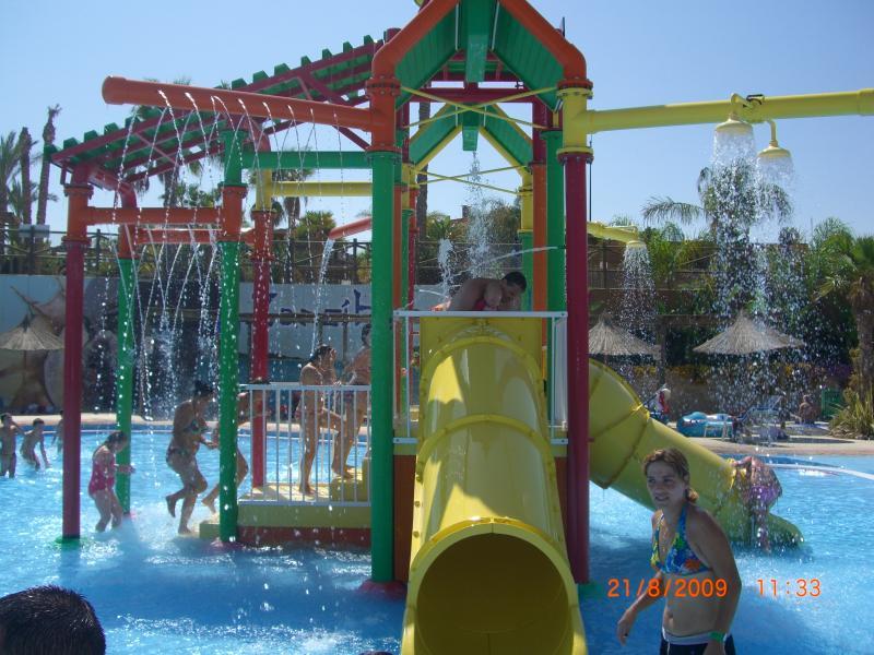 Parc aquatique de Terra Natura - 45 mn à Murcia