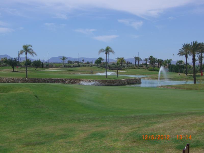 Award Winning Golf Course à Roda - 18 trous, par 72