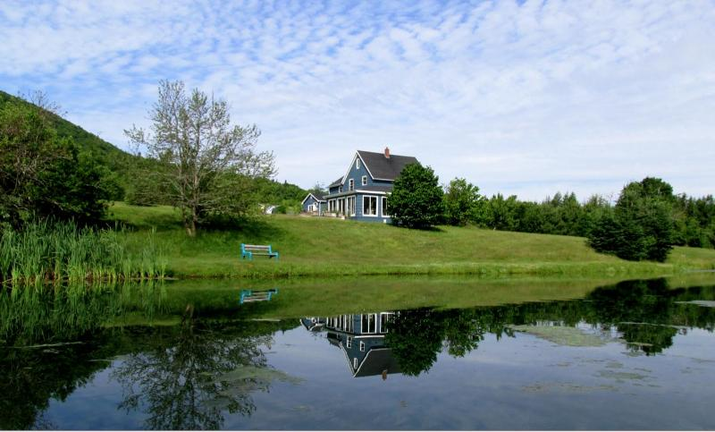 Old Miller Trout Farm Guest House--Cape Breton Island, Nova Scotia, vacation rental in Cape Breton Island