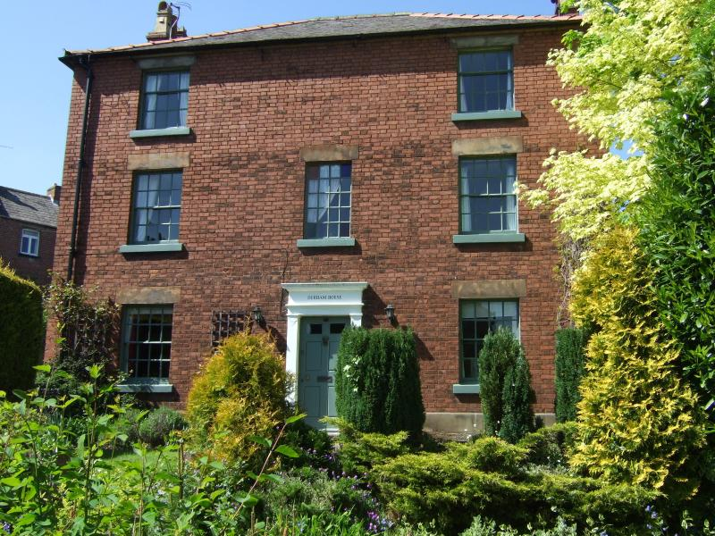 Durham House, holiday rental in Wirksworth