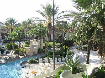 Regal Palms Tropical Swimming Pool