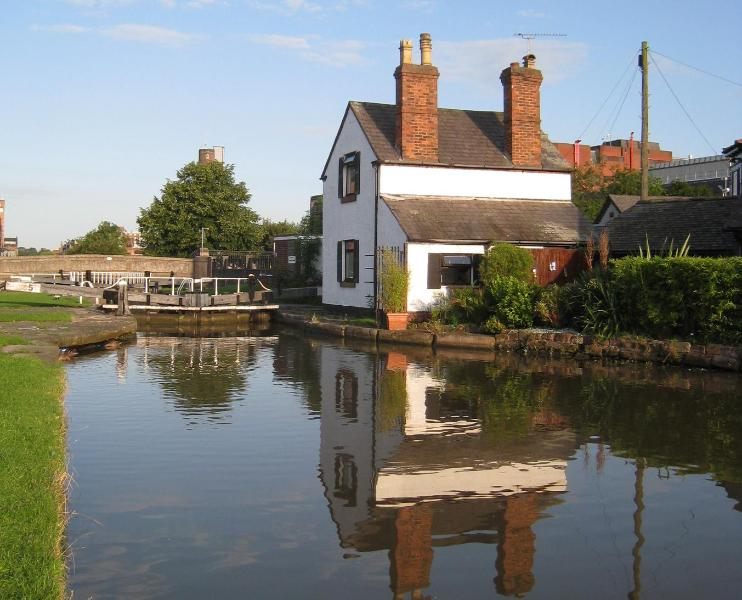 The Lock Keepers Cottage